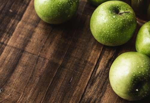 alkali meyveler elma