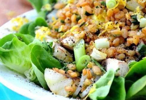 balkabağı salatası nasıl yapılır