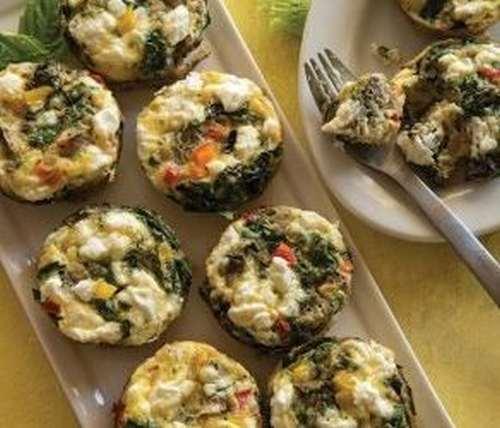 sebzeli omlet tarifi