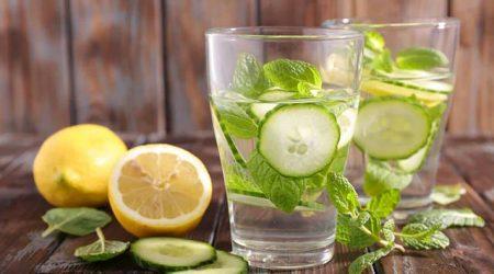yağ yakan detoks suyu smoothie
