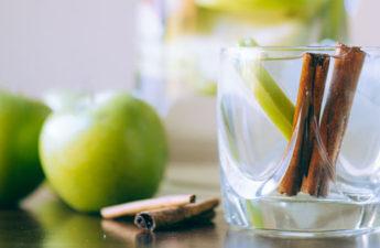 zayıflatan elmalı tarçınlı detoks suyu