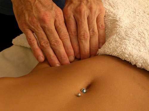 iç organ masajı