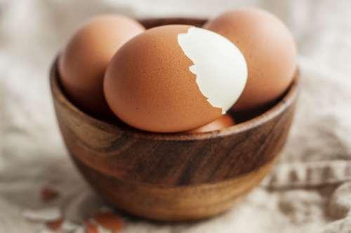 yumurta çinko var