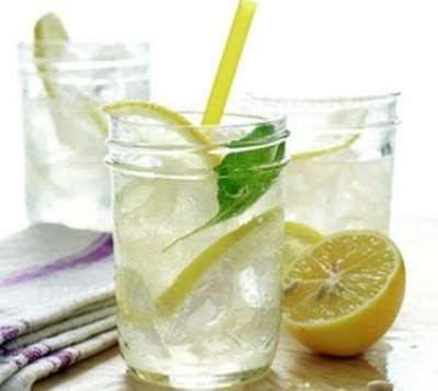 maden suyu limon