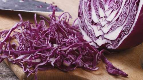 yaşlanmayı önleyen yiyecekler kırmızı lahana