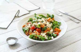 teff salatası tarifleri
