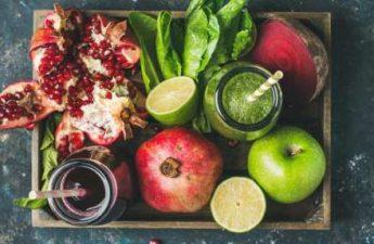 detoks rejimindeki yiyecekler hangileri