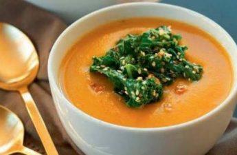 detoks çorbası tarifi