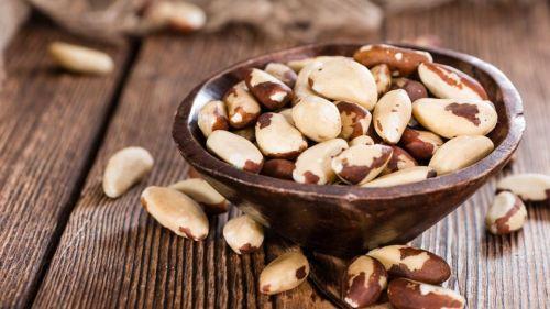 virüslerden korunmak için metabolizmayı güçlendiren yiyecekler brezilya cevizi
