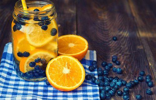 kilo vermek için detox suyu tarifi