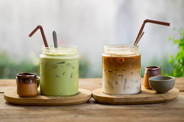 Süt yeşil çay zencefil tarçın detoksu tarifi