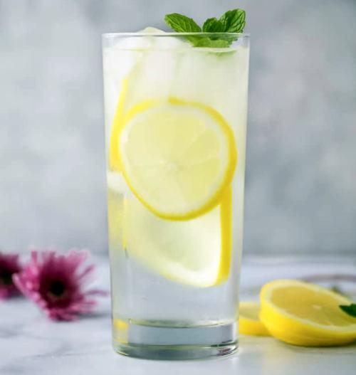 nane limon detoks içeceği