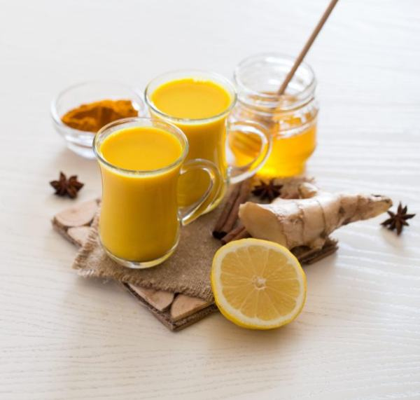 Zerdeçal çayı tarifi (haldi)