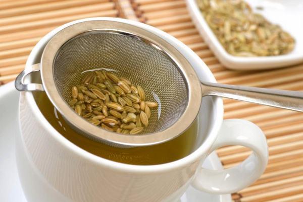 rezene tohumu göbek eriten çay tarifi