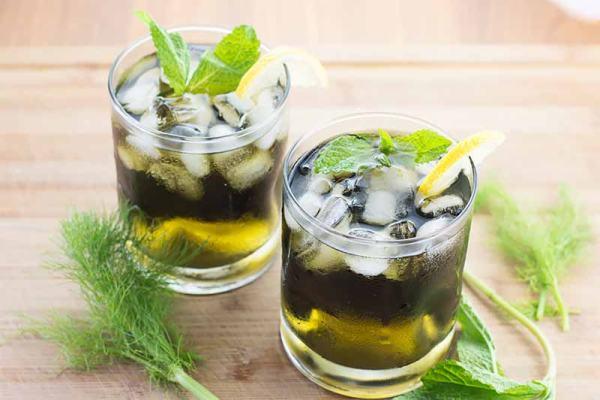 Naneli rezene çayı tarifi