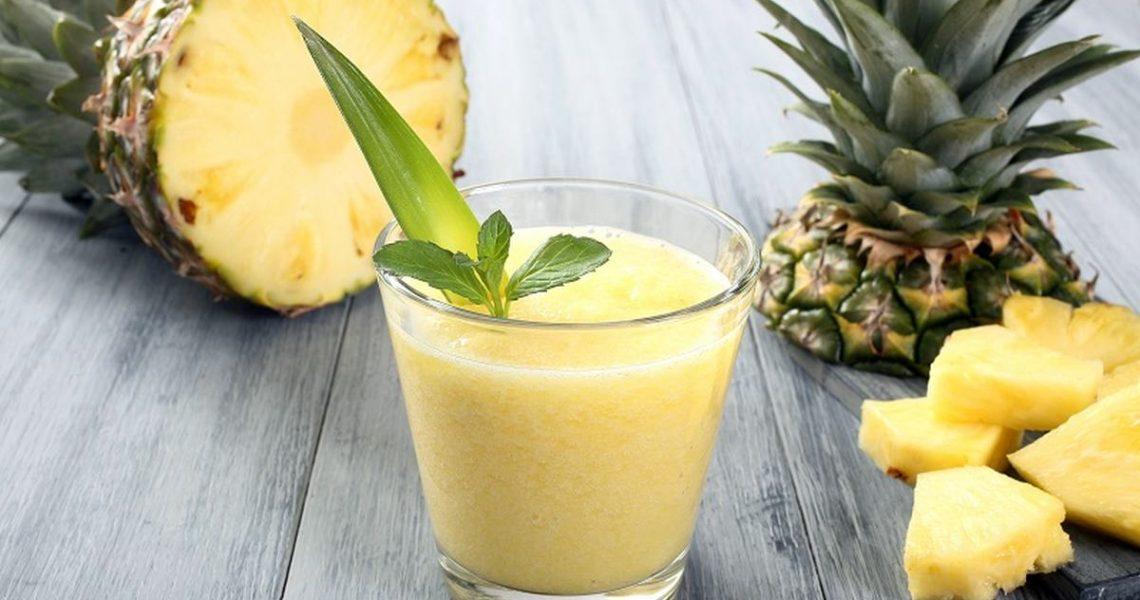 ananas detoksu nasıl yapılır faydaları